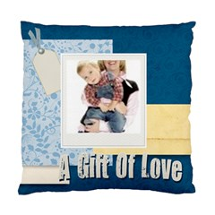 A Gift Of Love By Joely   Standard Cushion Case (two Sides)   1utk0omq1vps   Www Artscow Com Back