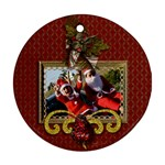 Ornament (Round) - Christmas14