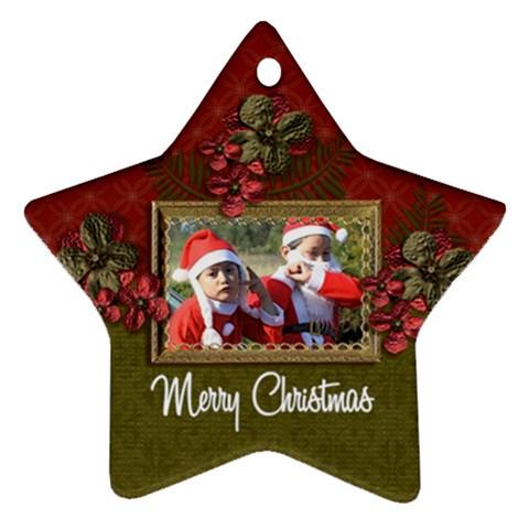 Ornament (star): Christmas12 By Jennyl   Ornament (star)   Oklezoz76q7x   Www Artscow Com Front