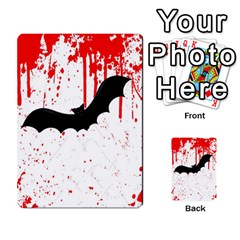 Fury Of Dracula Dracula Event Cards By Dana   Multi Purpose Cards (rectangle)   Goiysa2guvei   Www Artscow Com Back 1