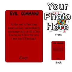 Fury Of Dracula Dracula Event Cards By Dana   Multi Purpose Cards (rectangle)   Goiysa2guvei   Www Artscow Com Front 12