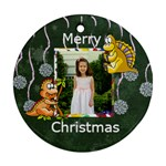 Melody ornament - Ornament (Round)