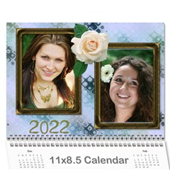 A Little Fancy 2017 (any Year) Calendar By Deborah   Wall Calendar 11  X 8 5  (12 Months)   Rof00d6jbimk   Www Artscow Com Cover