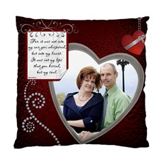 Trena Pillow By Nancy Powell   Standard Cushion Case (two Sides)   Bb22b96ku82u   Www Artscow Com Front