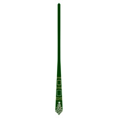 Gold And Silver Christmas Tie (2 Sided) By Deborah   Necktie (two Side)   Rrdh3xrw5afh   Www Artscow Com Back