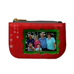 merry christmas change purse - Mini Coin Purse