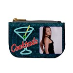 Cocktails Mini Coin Purse