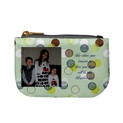Kathy Coin Purse By Melissa   Mini Coin Purse   74ipa74xgg5m   Www Artscow Com Front