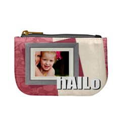 Halo By Joely   Mini Coin Purse   16gg744yxnjd   Www Artscow Com Front