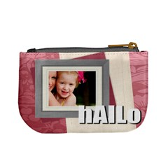 Halo By Joely   Mini Coin Purse   16gg744yxnjd   Www Artscow Com Back