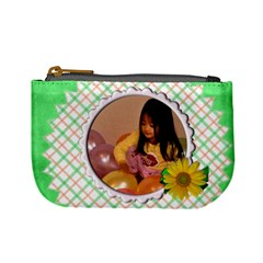 Life = Hope Mini Coin Purse By Angel   Mini Coin Purse   Vzo210zxp4qy   Www Artscow Com Front