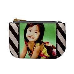 Cutie Mini Coin Purse By Angel   Mini Coin Purse   2vo4v9uas296   Www Artscow Com Front