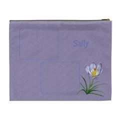 Croton Xl Cosmetic Bag By Deborah   Cosmetic Bag (xl)   S9n83n5zx90h   Www Artscow Com Back