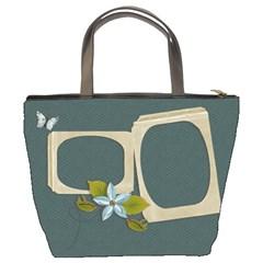 Bucket Bag: Enjoy Life By Jennyl   Bucket Bag   66k8t8hiplkc   Www Artscow Com Back