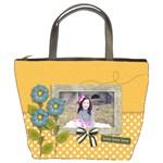Bucket Bag: lovelovelove