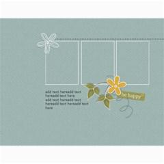 Calendar Any Year: Simple Joys By Jennyl   Wall Calendar 11  X 8 5  (12 Months)   Ca0ysyp95wdk   Www Artscow Com Month