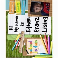 Alphabets Photos6 By Jes   Collage 8  X 10    98lryd8c3wr0   Www Artscow Com 10 x8 Print - 5