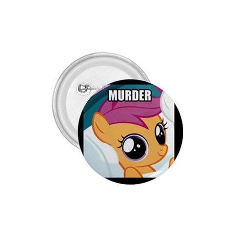 Scootaloo By Ky   1 75  Button   8p50dss8hhex   Www Artscow Com Front