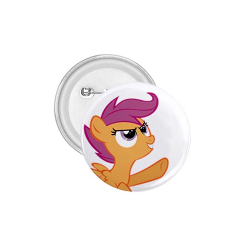 Scootaloo5 By Ky   1 75  Button   9prz7leeb64k   Www Artscow Com Front