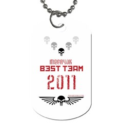 By Beno?t Lauzon   Dog Tag (two Sides)   H4nebeudvio3   Www Artscow Com Back
