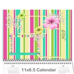 2015 Calendar - Family and Friends 2 - Wall Calendar 11  x 8.5  (12-Months)