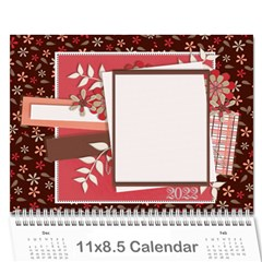 2015 Calendar   Family And Friends 3 By Angel   Wall Calendar 11  X 8 5  (12 Months)   42134y8fhqr7   Www Artscow Com Cover