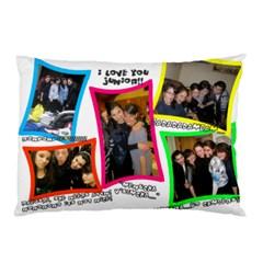 For Jr By Ettie   Pillow Case (two Sides)   Ln01khbzjipy   Www Artscow Com Front