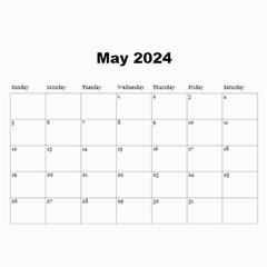 My Girl 2017 (any Year) Calendar By Deborah   Wall Calendar 11  X 8 5  (12 Months)   U7dzxhsufbf8   Www Artscow Com May 2017