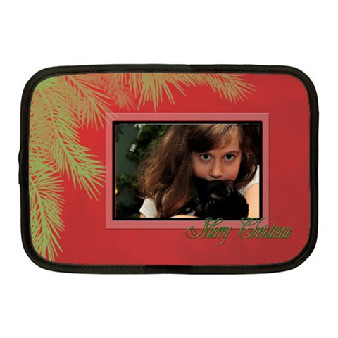Christmas Netbook Case By Patricia W   Netbook Case (medium)   Swkwbb38te5a   Www Artscow Com Front