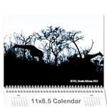 South African - Wall Calendar 11  x 8.5  (12-Months)