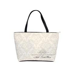 Shoulder Handbag: Minimalist5 By Jennyl   Classic Shoulder Handbag   C0ijkbhw5aai   Www Artscow Com Front