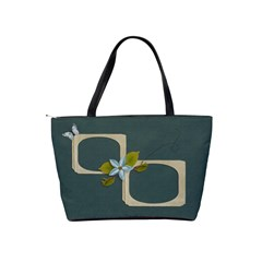 Shoulder Handbag:  Enjoy Life By Jennyl   Classic Shoulder Handbag   Guar3ffazncu   Www Artscow Com Back