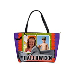 Halloween By Joely   Classic Shoulder Handbag   1ivzrmm8nsuc   Www Artscow Com Front