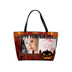 Halloween By Joely   Classic Shoulder Handbag   Olyqngstmhc1   Www Artscow Com Front
