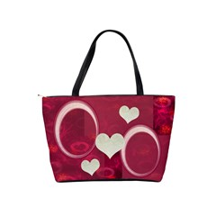 I Heart You Pink Classic Shoulder Bag By Ellan   Classic Shoulder Handbag   Zfdilar1j51e   Www Artscow Com Back