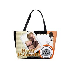 Halloween By Joely   Classic Shoulder Handbag   R4qe2vxx06q4   Www Artscow Com Back