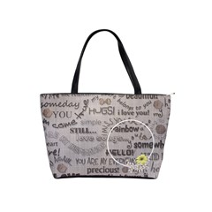 Love   Classic Should Handbag By Angel   Classic Shoulder Handbag   Frt7m151smvm   Www Artscow Com Front