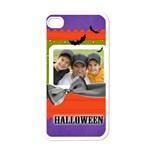 halloween - Apple iPhone 4 Case (White)
