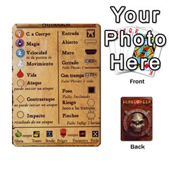 Dungeoneer 1 By Jr   Playing Cards 54 Designs   Ajyjhm13ywmp   Www Artscow Com Front - Heart5