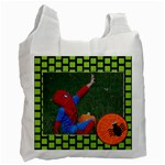 Trick or Treating bag 2011 - Recycle Bag (Two Side)