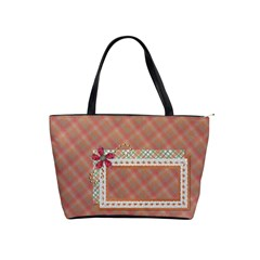 Classic Shoulder Handbag   2 By Angel   Classic Shoulder Handbag   2mairiba04bn   Www Artscow Com Front
