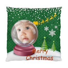Merry Christmas By Joely   Standard Cushion Case (two Sides)   Ap2ubrjs04h4   Www Artscow Com Back