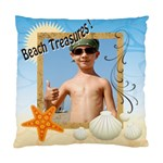 beach treasures - Standard Cushion Case (Two Sides)