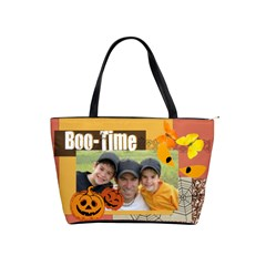 Boo Time By Joely   Classic Shoulder Handbag   Zs6aj7dhac8o   Www Artscow Com Front