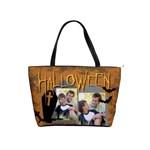 halloween - Classic Shoulder Handbag