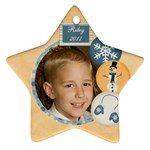 Riley 2011 - Ornament (Star)