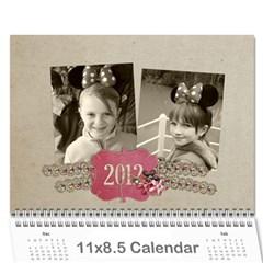 2012 Calendar By Cheryl Peacock   Wall Calendar 11  X 8 5  (12 Months)   Ilfx60a4r59n   Www Artscow Com Cover