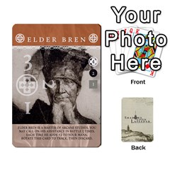 Shadows Upon Lassadar By Todd Sanders   Playing Cards 54 Designs   V37ucxte0go6   Www Artscow Com Front - Diamond4