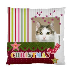 Christmas By Joely   Standard Cushion Case (two Sides)   W5rhq7cyy6k3   Www Artscow Com Back