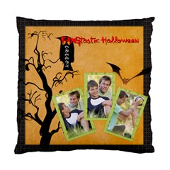 Halloween By Joely   Standard Cushion Case (two Sides)   Blsa3mtctibl   Www Artscow Com Front